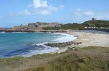Saye Beach in Alderney